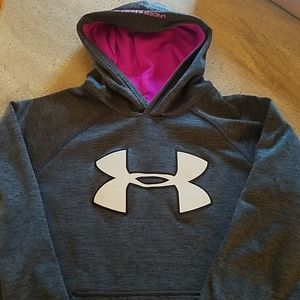 Girls UA hoodie